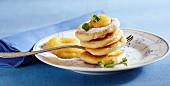 Reesen Koekjes (pancakes, Eastern Frisia, Germany)