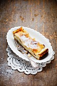 A slice of quark strudel