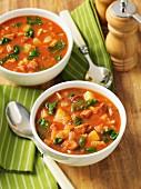 Gemüseeintopf mit Chorizo