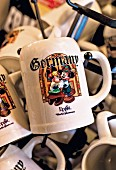 Walt Disney World – A Mickey Mouse beer tankard, Florida, USA