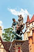Walt Disney World – St. George the Dragon Slayer, Florida, USA