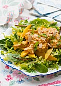 Coronation chicken (British chicken dish)