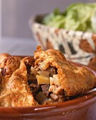 French beef pie