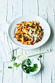 Penne all Arrabiata