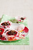 Chocolate muesli treats