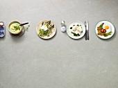 Vier schnelle Eiergerichte aus der Paleo-Diät