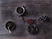 Berry power for smoothies