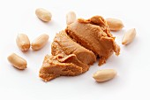 Peanut butter with peanuts