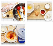 Drachenkopf-Pastete zubereiten