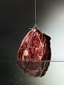 Aqua-aged beef: meet ageing in mineral water