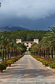 Castell son Claret, Majorca, Spain