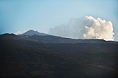 A view of Mount Etna, Sicily, Italy