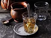 Fennel tea à la Hildegard von Bingen