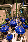 Cryogenics plant,CERN