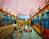 Gran Sasso Laboratory: MACRO experiment