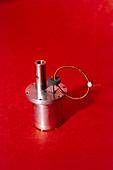 High temp ceramic superconductor
