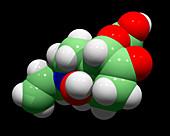 Naloxone opioid overdose antidote