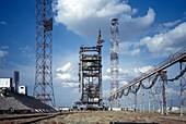 Soviet Proton rocket