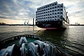 Tug boat,Antwerp