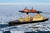Arctic icebreaker
