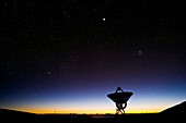 VLBA radio telescope,Hawaii