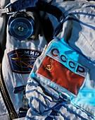 Soviet Sokol spacesuit
