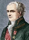 Antoine de Jussieu,French botanist