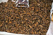 Star anise fruits for sale