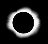 Total solar eclipse,1927