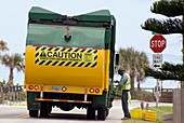 Refuse collection