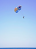 2 person parachute holiday leisure ride