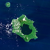 Long Island,satellite image