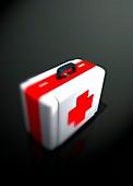 First aid box,artwork