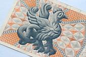 Danish banknote