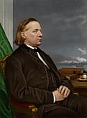 Henry Ward Beecher,US social reformer