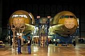 Passenger aircraft construction