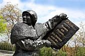 Women's rights statue,Canada