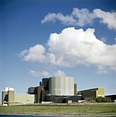 Wylfa nuclear power station,Wales