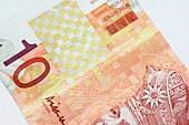 Malaysian banknote