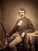 David Livingstone,Scottish explorer