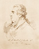 Sir Joseph Banks,British botanist