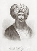 Giovanni Belzoni,Italian explorer