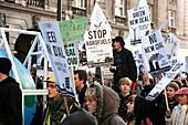 Campaign against climate change