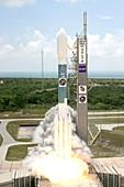 Fermi Gamma-ray Space Telescope launch