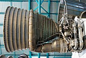 F1 engine on the Saturn V rocket