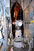 Kepler Mission spacecraft preparations