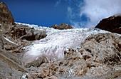 Glacier Blanc,France