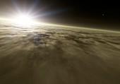 Sunrise over Venus,artwork