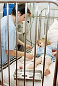 Paediatric hospital care