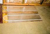 Underfloor heating elements